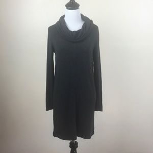 Lou & Grey Signaturesoft Cowl Neck Dress Size XS